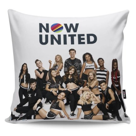 Almofada Now United