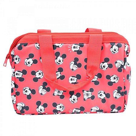 Bolsa Térmica Mickey Vermelha