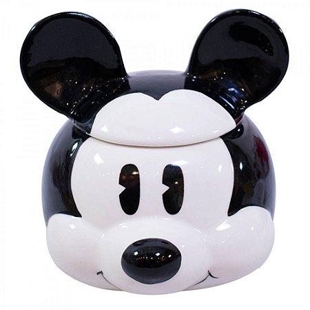 Caneca Mickey Rosto Cartoon Porcelana