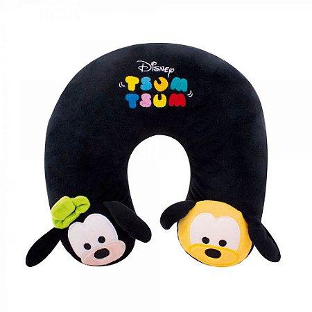 Almofada de Pescoço Pateta e Pluto Tsum Tsum