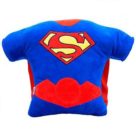 Almofada Superman Formato 56x40cm