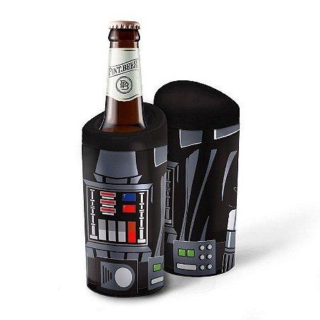 Porta Garrafa Geek Star Wars Lado Negro