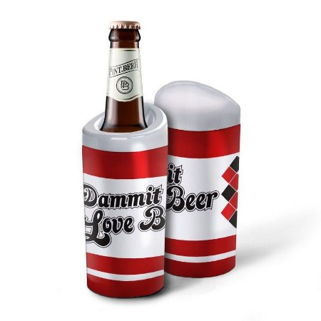 Porta Garrafa I Love Beer 600ml