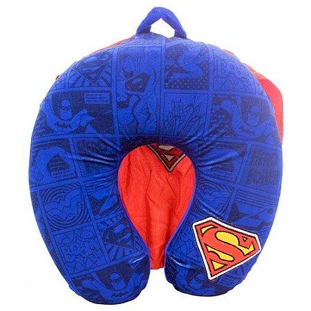 Almofada de Pescoço Superman com Capa