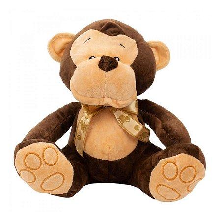 Pelúcia Macaco Plush 25cm