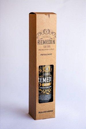 Cachaça Remedin Ouro 500ml