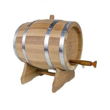 Barril de Carvalho Europeu 5 litros