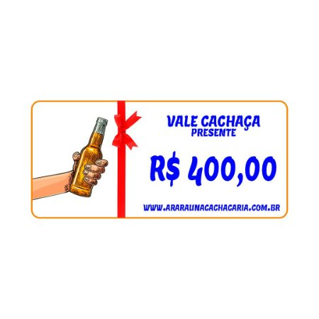 Vale Cachaça 400