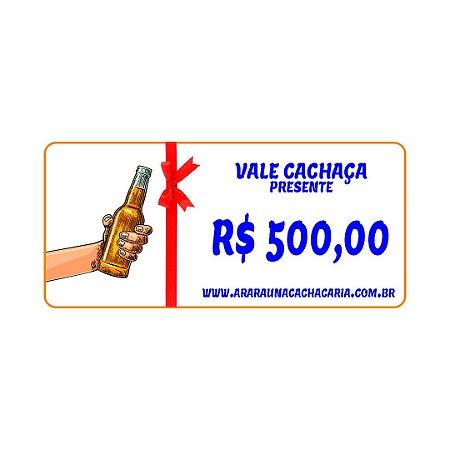 Vale Cachaça 500