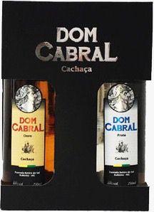 Kit Dom Cabral 2 x 250ml