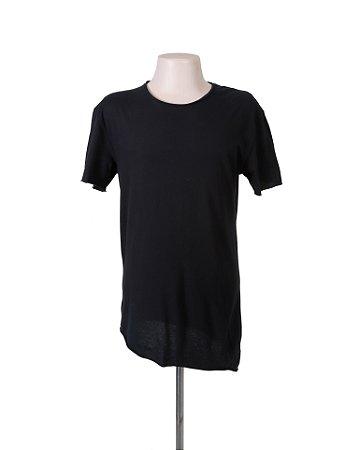 Camiseta básica preta - USADO