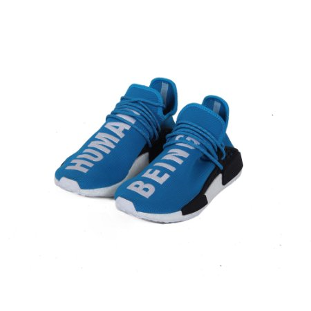 TÊNIS ADIDAS NMD R1 PHARRELL HU BLUE