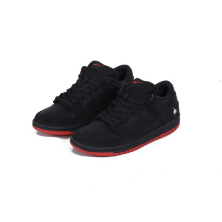 TÊNIS NIKE SB DUNK LOW BLACK PIGEON
