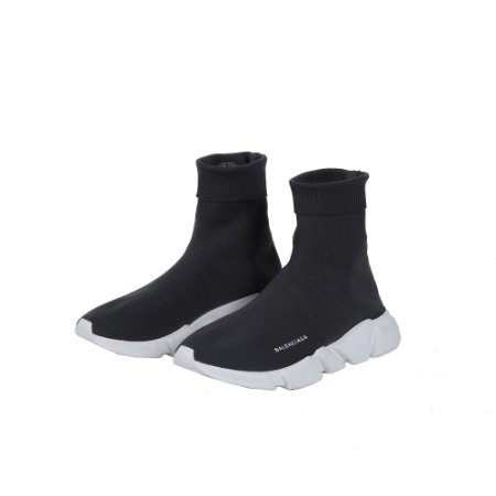 TÊNIS BALENCIAGA SPEED TRAINER HIGH GREY