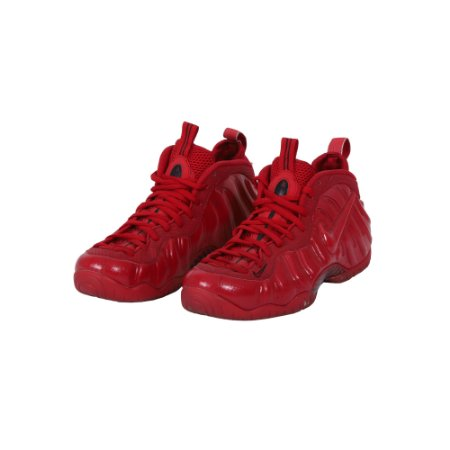 TÊNIS NIKE AIR FOAMPOSITE PRO RED OCTOBER