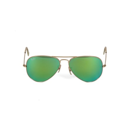 ÓCULOS RAY-BAN AVIATOR LARGE METAL 3025 - USADO