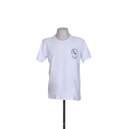 CAMISETA BRANCA BAW CLOTHING - USADO