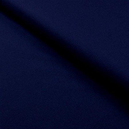 Tactel Liso Azul Marinho 1,60mt de Largura
