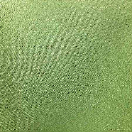 Crepe Barbie Verde Menta 1.47mt de Largura