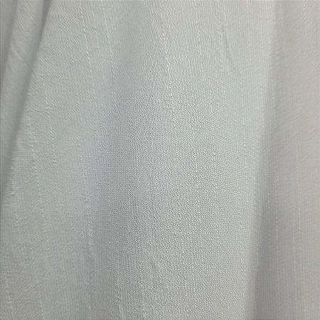Rayon Tencel Slub Branco 1,47mt de Largura
