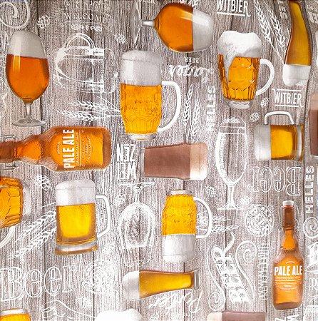 Plástico Térmico 80 Estampado 1,40mt de Largura