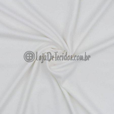 Failete Liso Branco 1,50m de Largura