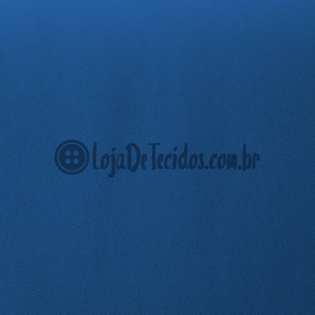 Segunda Pele Liso Azul Royal 1,70m de Largura