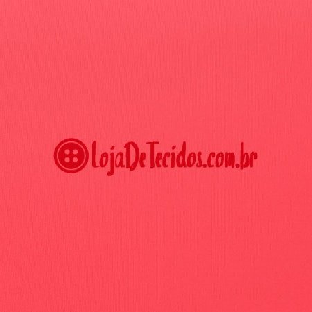 Segunda Pele Liso Rosa Fluorescente 1,70m de Largura
