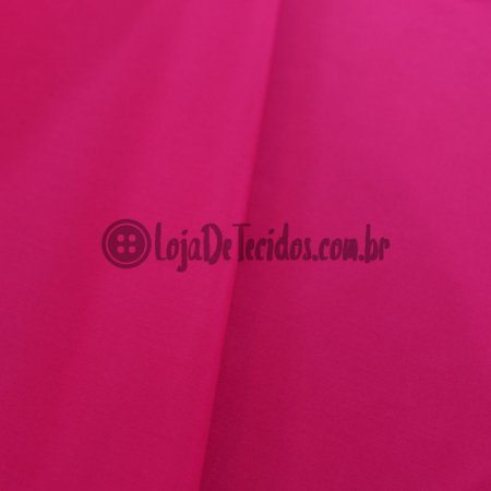 Viscose Lisa Pink 1,42m de Largura