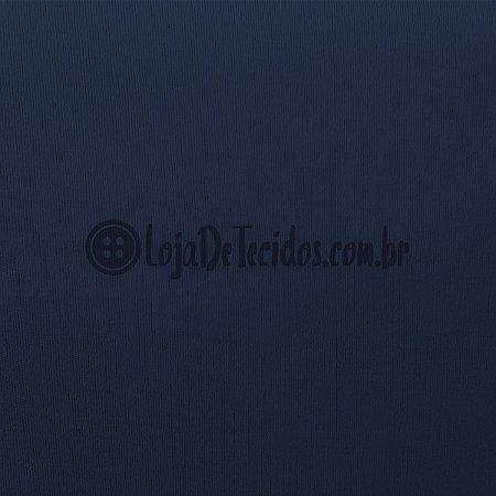 Helanquinha Liso Azul Marinho 1,65m de Largura