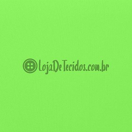 Helanquinha Liso Verde Fluorescente 1,65m de Largura