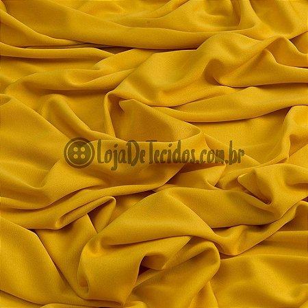 Helanquinha Liso Amarelo Ouro 1,65m de Largura