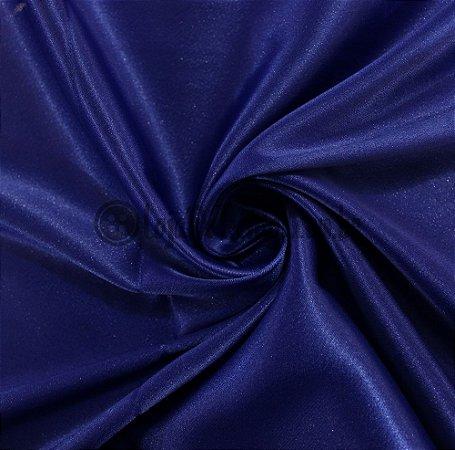 Crepe Diamond Azul Bic 1.50m de Largura
