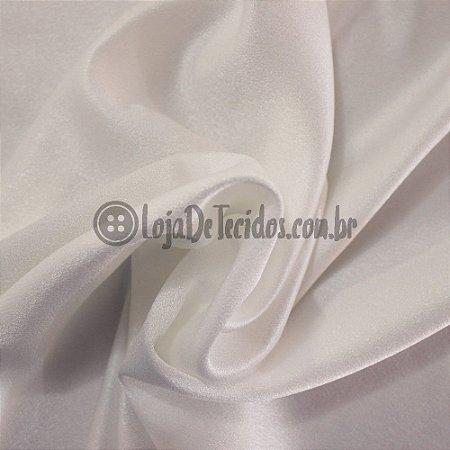 Crepe Pascally Off-White 1.50mt de Largura