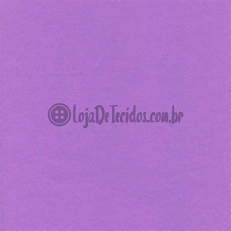 Feltro Liso Lilás 1,40m de Largura