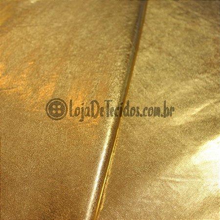 Lamê Dourado 1,50m de Largura