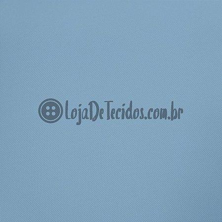 Montaria Twill Liso Azul Celeste 1,50m de Largura