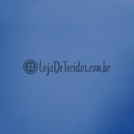 Montaria Twill Liso Azul Royal 1,50m de Largura