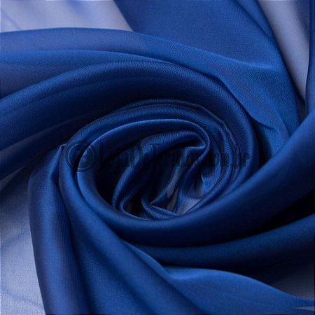 Musseline Liso Azul Royal 1,40m de Largura