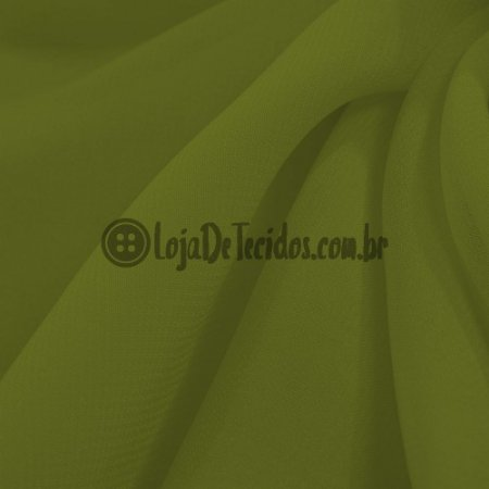 Musseline Liso Verde Liso 1,40m de Largura