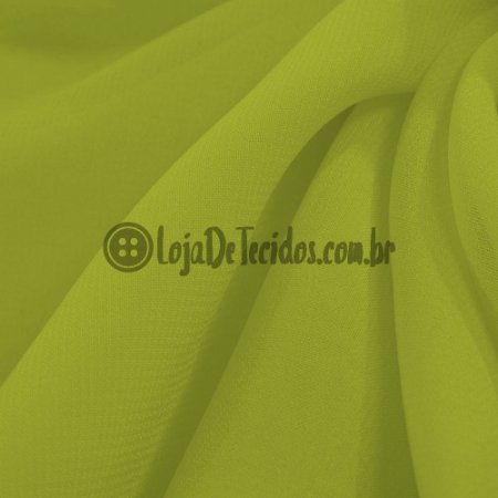 Musseline Liso Verde Pistache 1,40m de Largura