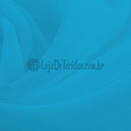 Musseline Liso Azul Celeste 1,40mt de Largura