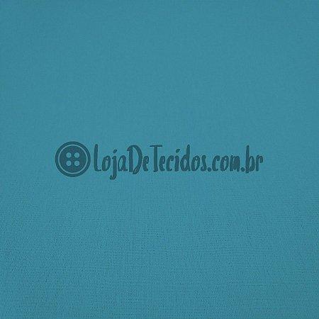 Percal 150 Fios Liso Azul Claro 2,50m de Largura