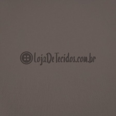 Percal 200 Fios Liso Marrom Claro 2,50m de Largura