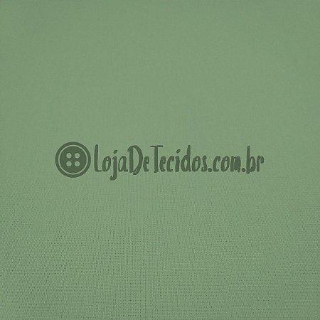 Percal 200 Fios Liso Verde Aspargo 2,50m de Largura