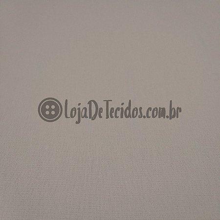 Percal 200 Fios Liso Bege Claro 2,50m de Largura