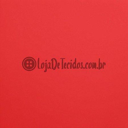 Liganete Liso Vermelho 1,50mt de Largura