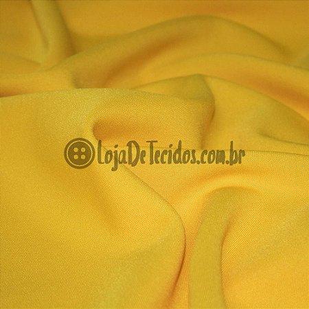 Oxford Fio Tinto Liso Amarelo Ouro 1,47m de Largura