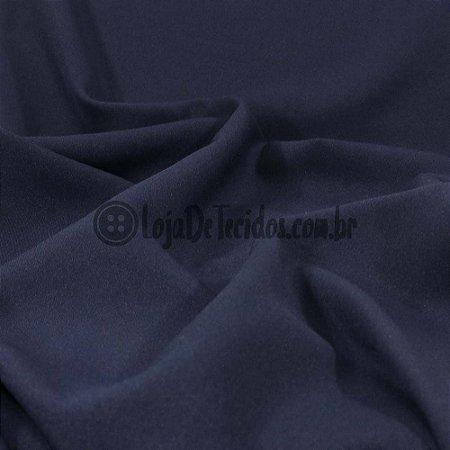 Oxford Fio Tinto Liso Azul Marinho 1,47m de Largura