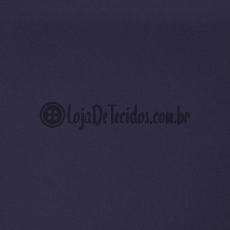 Two Way Liso Azul Marinho 1,50m de Largura